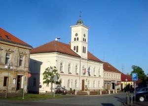 radnice v Rosicích