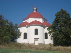 Rosice kaple nejsvětější Trojice